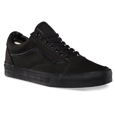 Vans Old Skool Monochrome Black