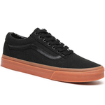 Vans Old Skool Canvas Black фото 2