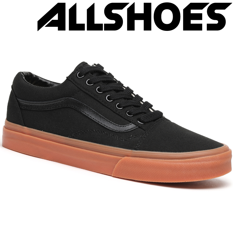 Vans Old Skool Canvas Black