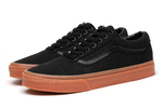 Vans Old Skool Canvas Black фото 7