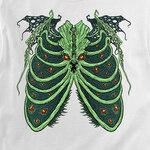 Футболка Green Monster фото 3
