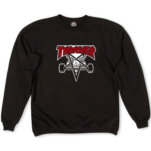 Толстовка Thrasher White Devil 666 for Red
