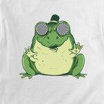 Футболка Hypnotic Frog фото 3