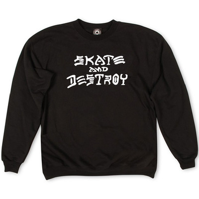 Толстовка Thrasher Skate And Destroy