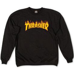 Толстовка Thrasher Fire for Black