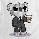 Футболка Koala Boss фото 3