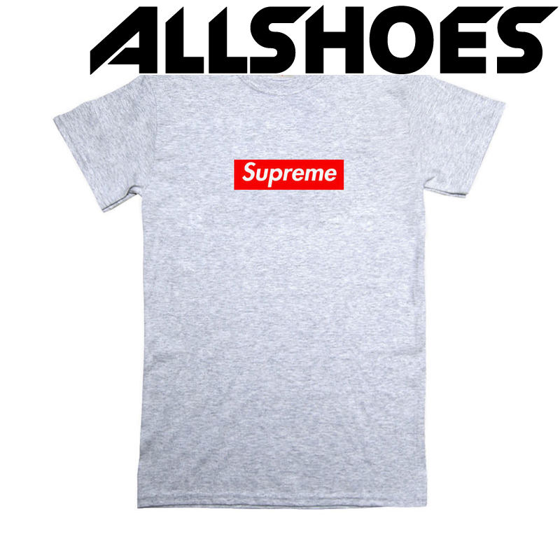 Футболка Women's Supreme Gray