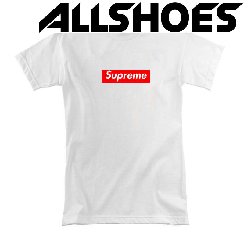 Футболка Women's Supreme White