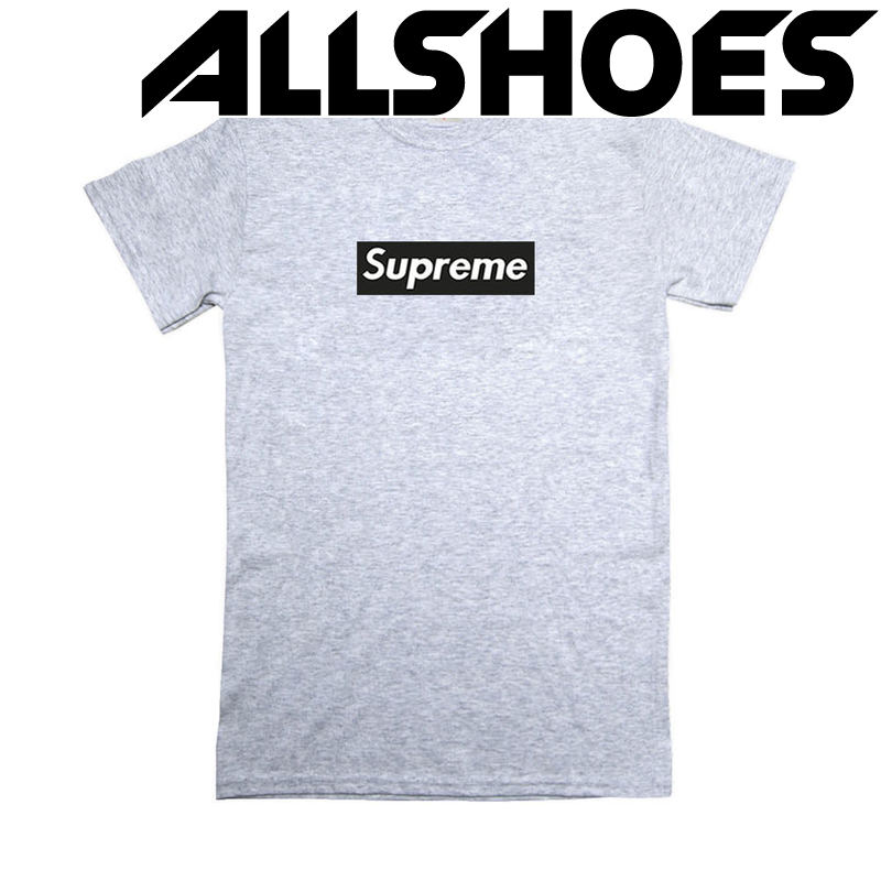 Футболка Women's Supreme Black Label Gray