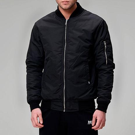 Куртка Bomber Rage! Black