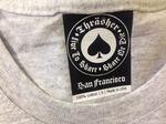 Футболка Thrasher Skateboard Magazine Grey Fire фото 4