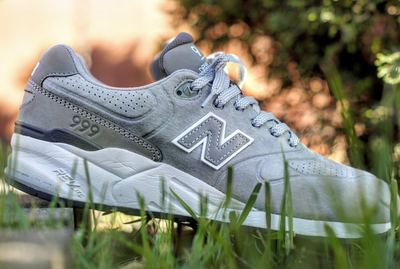 New Balance MRL999AG Reengineered Grey
