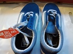 Vans Old Skool Blue & Light Blue фото 3
