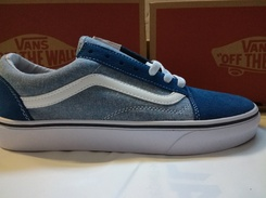 Vans Old Skool Blue & Light Blue