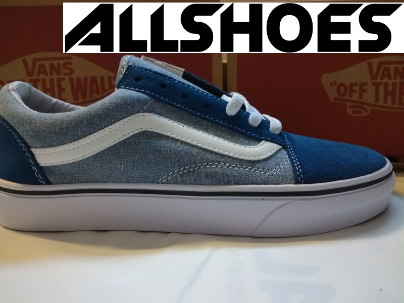 Vans Old Skool Blue & Light Blue