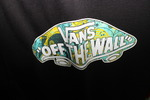 Футболка Vans Off The Wall Abstract Green фото 4