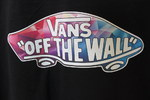 Футболка Vans Off The Wall Light Pink-Blue фото 3