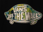 Толстовка Vans Skateboard Blue Yellow фото 3