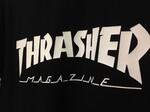 Толстовка Thrasher Magazine Classic Black Hood фото 3