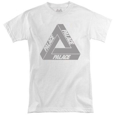 Футболка Women's Palace White with Reflective Triangle