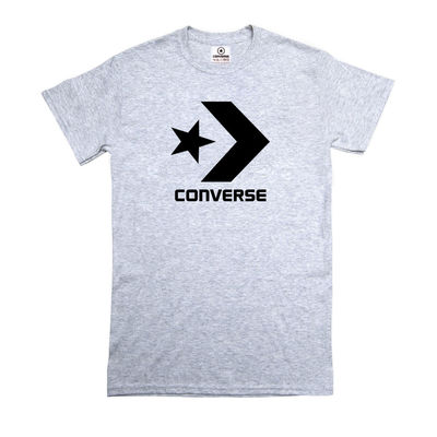 Футболка Women's Gray Converse Label