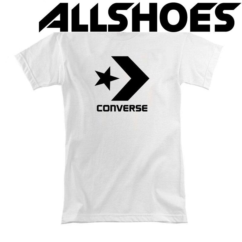Футболка Women's White Converse Label