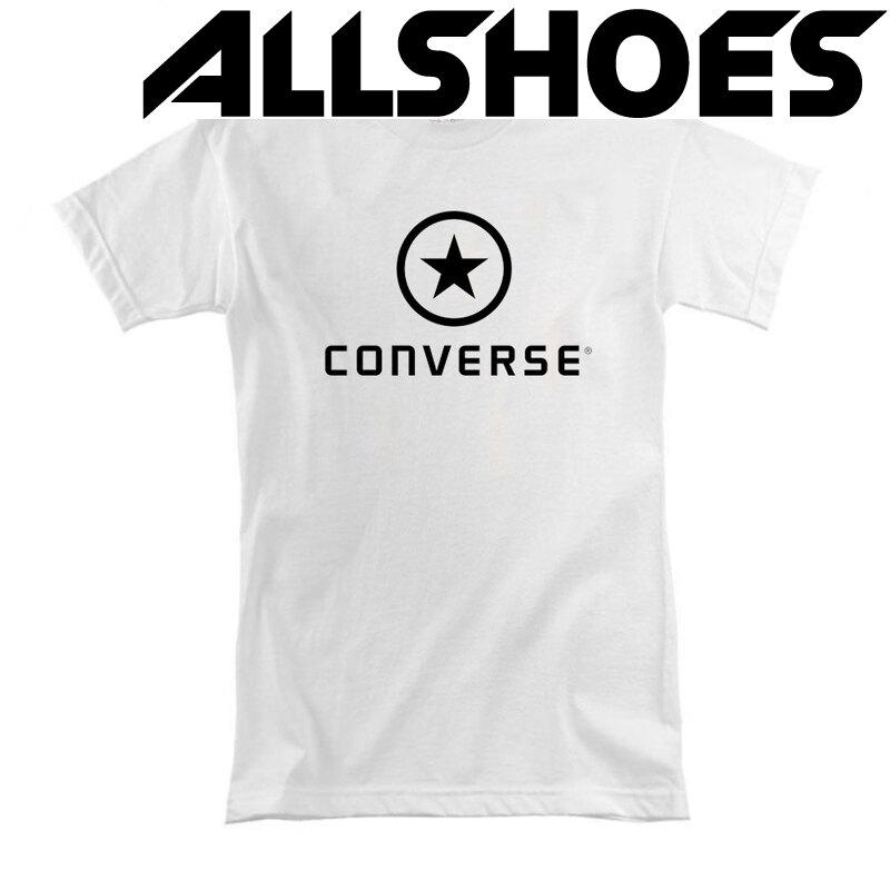 Футболка Women's White Converse Star