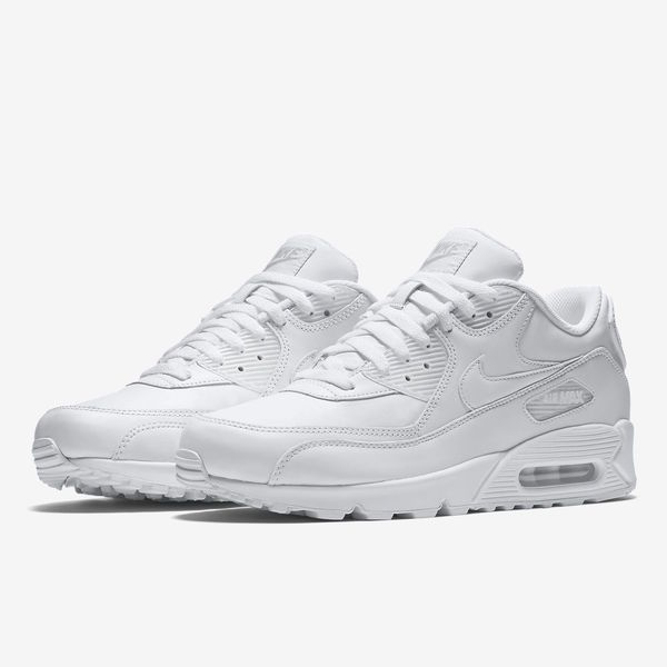 Nike Air Max Leather White (302519 113)