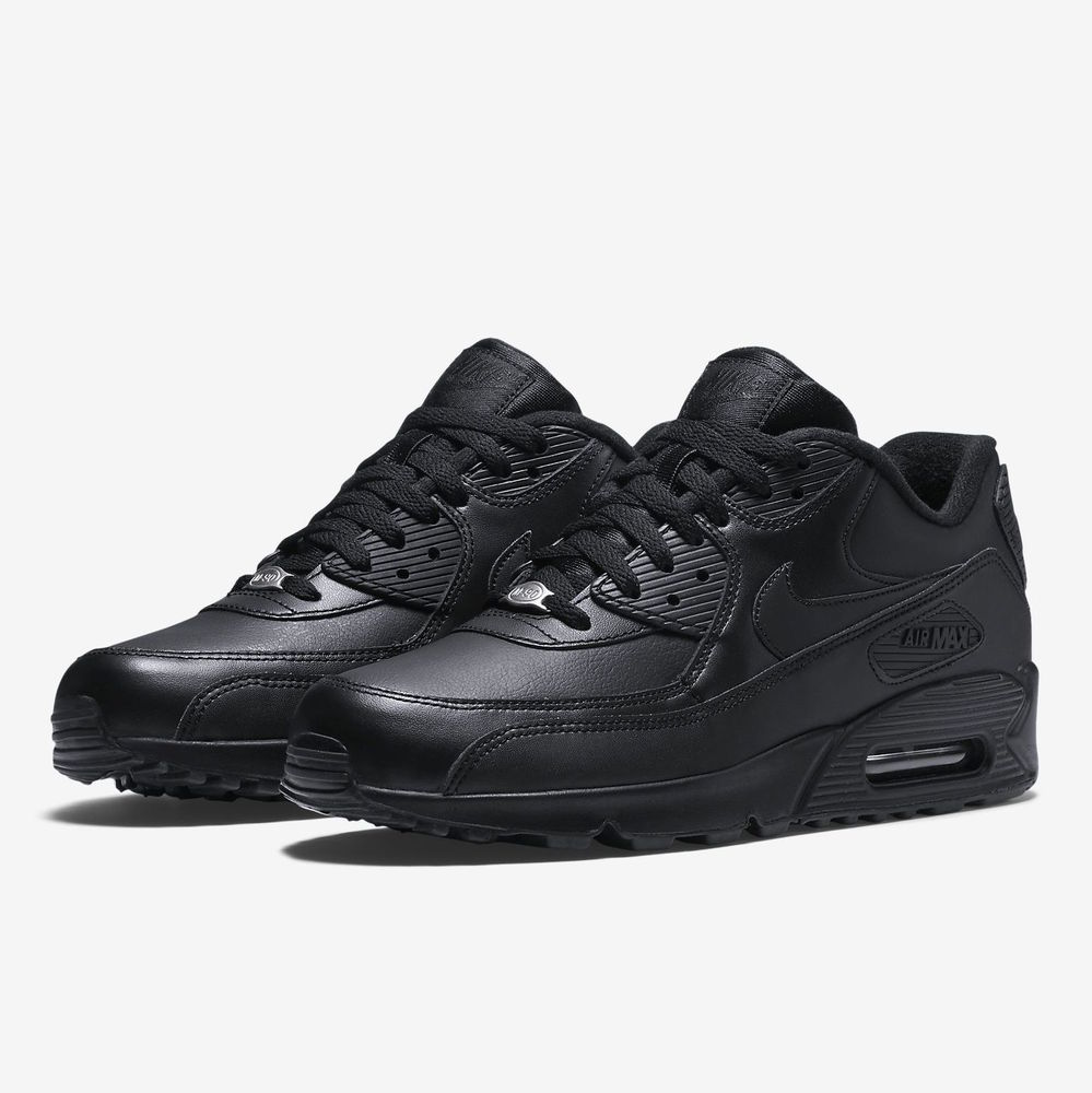Nike Air Max Leather Black (302519 001)