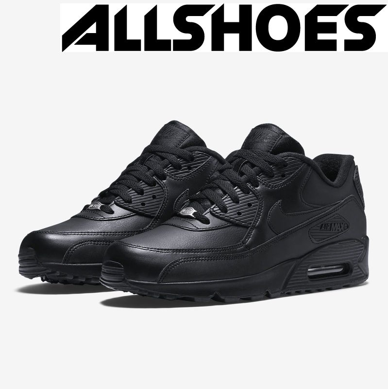 Nike Air Max Leather Black (302519-001)