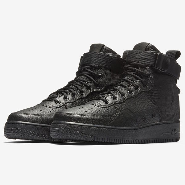 Nike SF Air Force 1 Mid Black (917753-005)