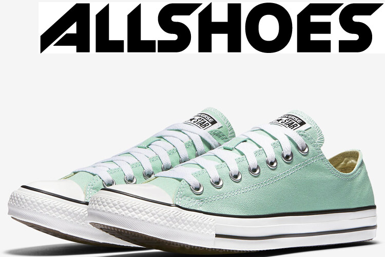 Converse All Star Low Mint Blue Sky (Original Quality)