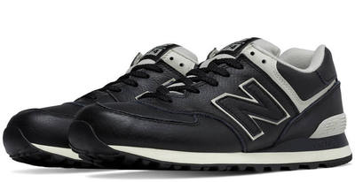 New Balance ML574LUC Leather  (натуральная кожа)