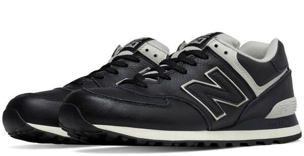 New Balance ML574LUC Leather (натуральная кожа)