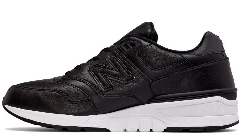 New Balance ML597BLL Leather (натуральная кожа)