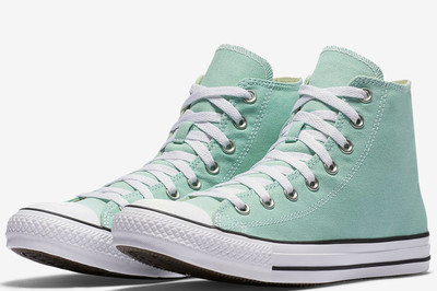 Converse All Star High Mint Blue Sky (Original Quality)