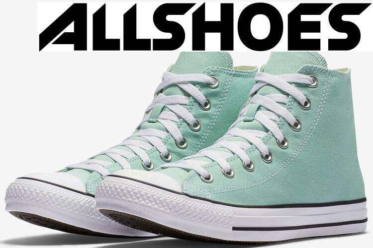 Converse All Star High Mint Blue Sky (Original Quality)