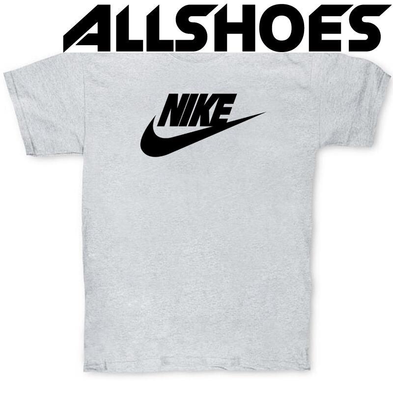 Футболка Nike Classic Label Gray