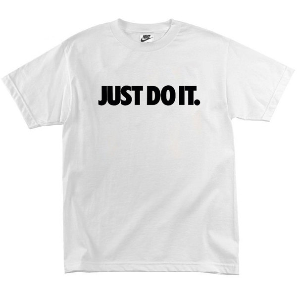 Футболка Nike Just Do It White
