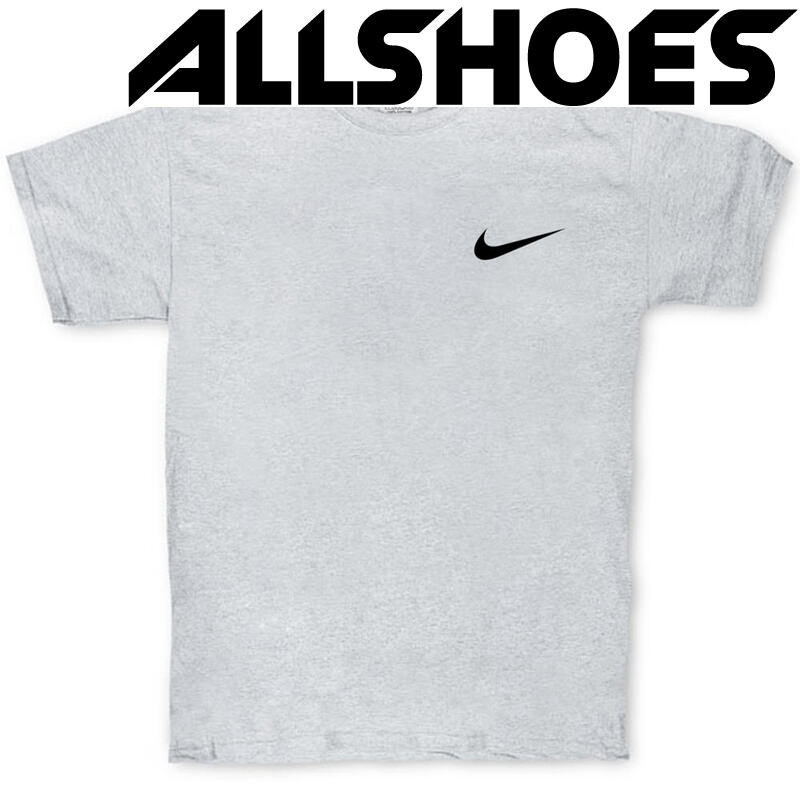Футболка Nike Label Gray