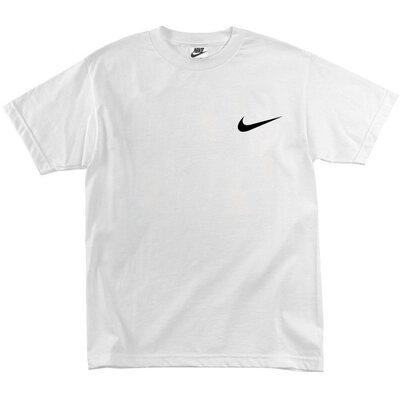 Футболка Nike Label White