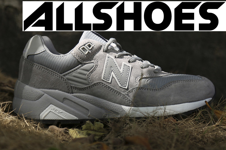 New Balance 580 Revlite Grey