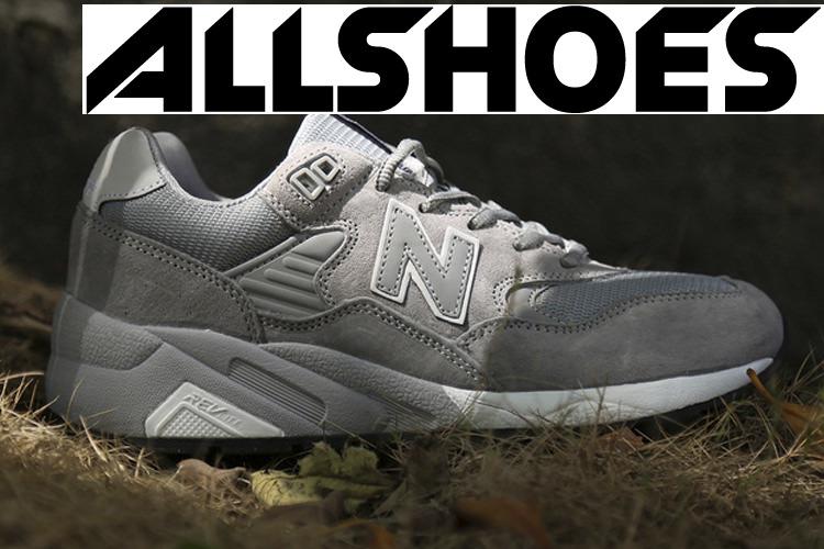 New Balance 580 Revlite Grey