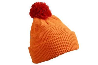 Шапка MB7967 Orange/Red (Новинка!)