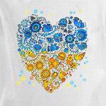 Футболка Heart of Flowers Ukraine фото 3