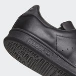 ADIDAS STAN SMITH ALL BLACK (M20327) фото 3