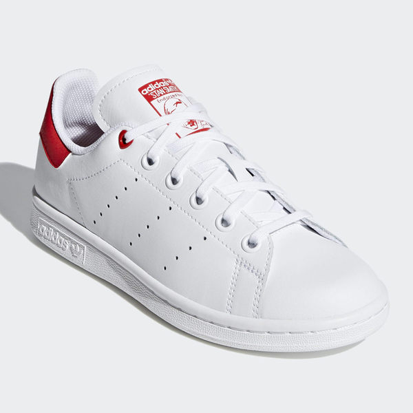 ADIDAS STAN SMITH RED (G27631)