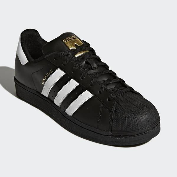 ADIDAS SUPERSTAR BLACK (B27140)