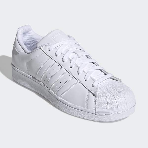 ADIDAS SUPERSTAR FOUNDATION ALL WHITE (B27136)