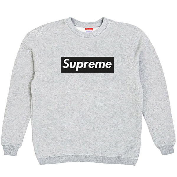 Толстовка Supreme Black Label